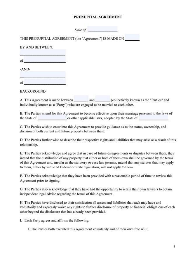 Sample of Affidavit Form Free General Affidavit Template