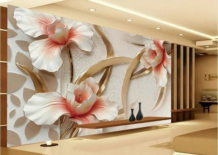 Sangita 3d Wallpaper Wallpaper For Interior Design In Home Lifestyle News In