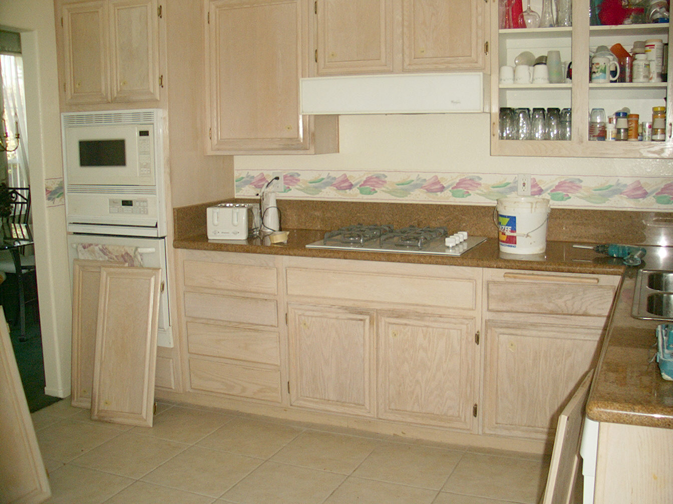 Staining Unfinished Kitchen Cabinets Cabinet Refinishing Cabinet Staining Painting Cabinets