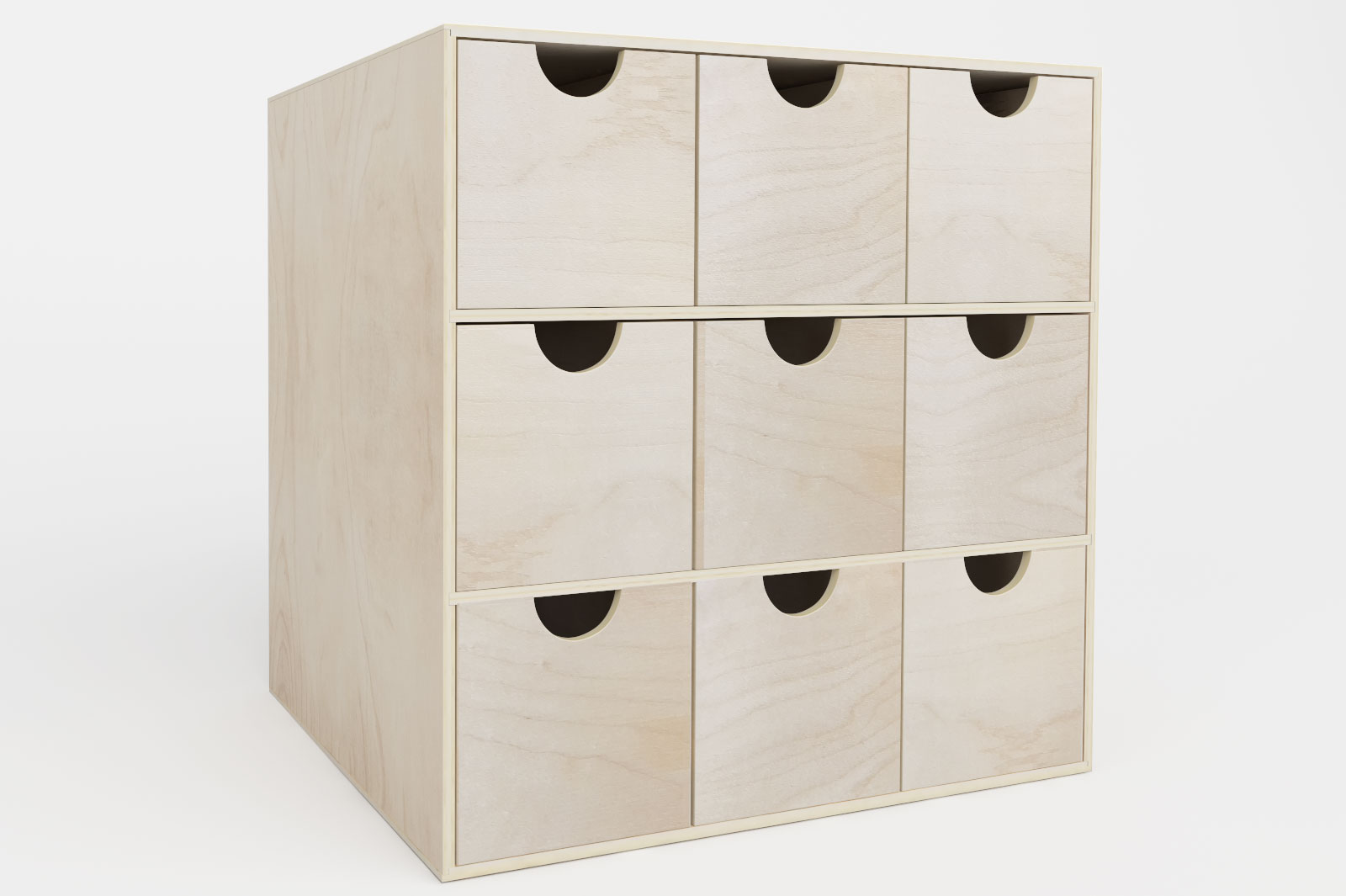 Kallax Schrank Mini-kommode Für Ikea Kallax Regal | New Swedish Design
