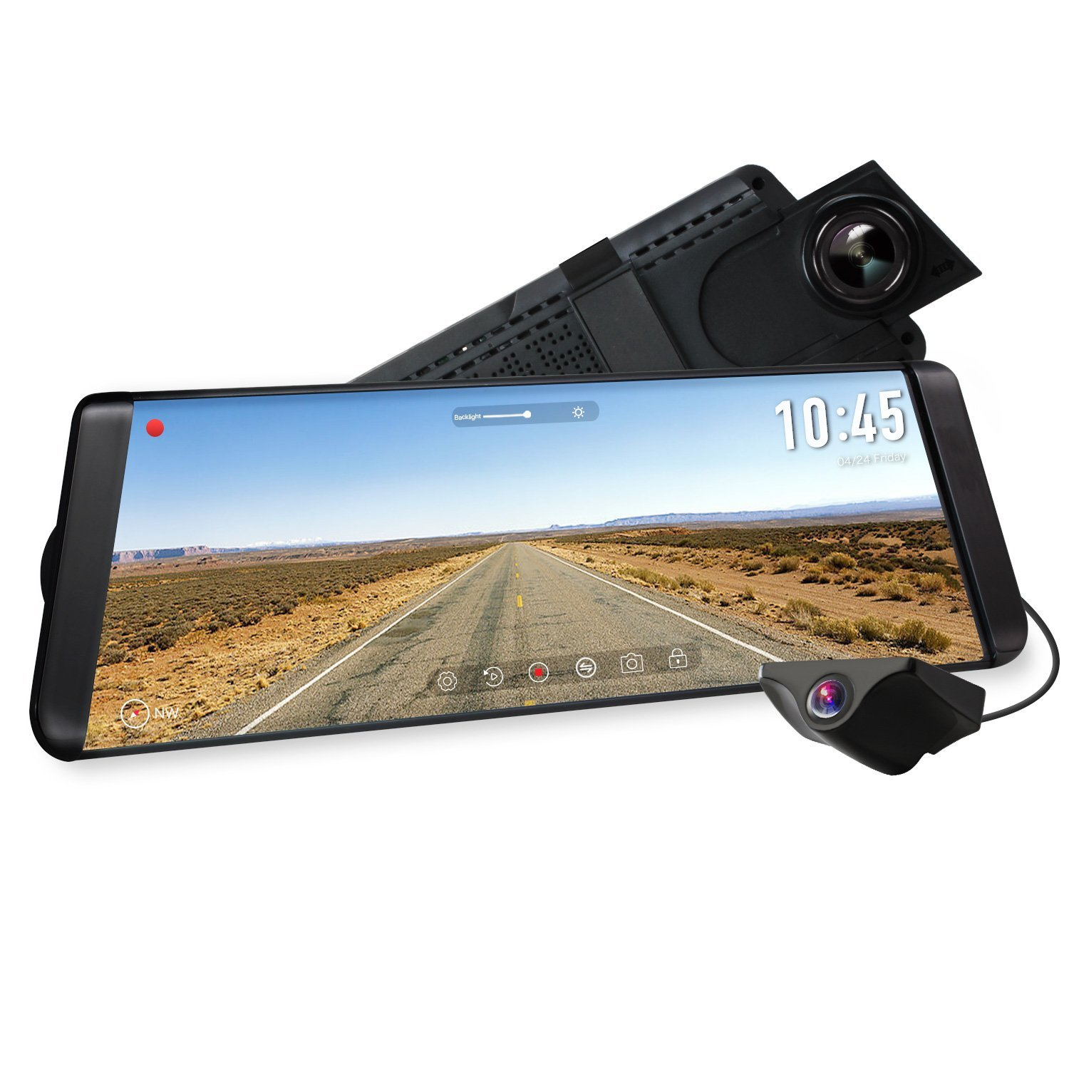 Fitnessmatte Test Auto Vox X2 Dashcam Im Test New Tec Test