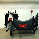 Batcycle (Collection of Margie and Robert E. Petersen)