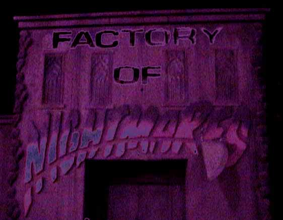 FrightFair: Factory of Nightmares