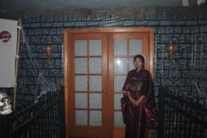 Revenge of the Ninja entrance 2010