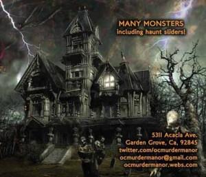murder manor house