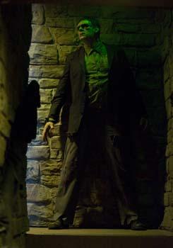 Frankenstien's Monster at Old Town Haunt