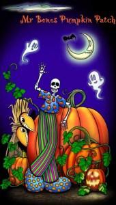Mr. Bones Pumpkin Patch copy