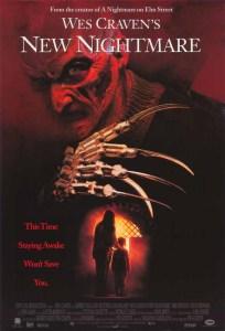 Wes Caven's New Nightmare (1994) poster