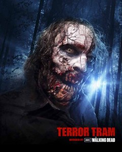 TerrorTram - Walking Dead