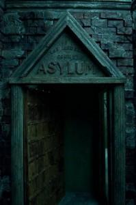 asylum entrance