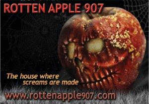 rotten apple logo
