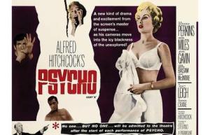 Psycho horizontal artwork