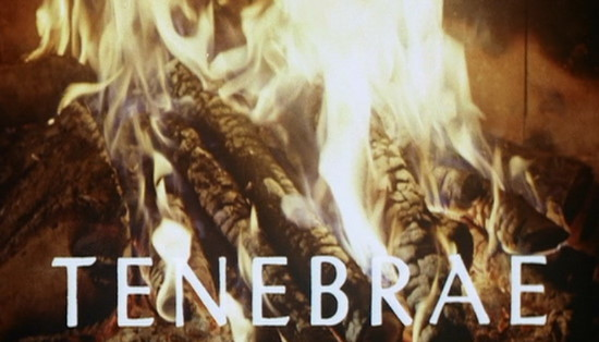 Tenebre (1982) opening title