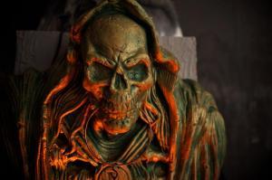 Santuary of Fear skeleton