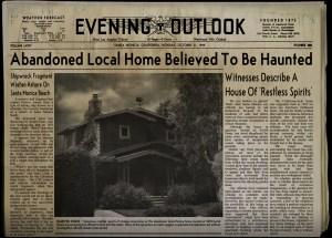 hors newspaper final