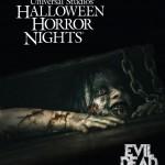 The Evil Dead invade Halloween Horror Nights 2013 at Universal Studios