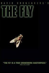 The Fly 1986 poster