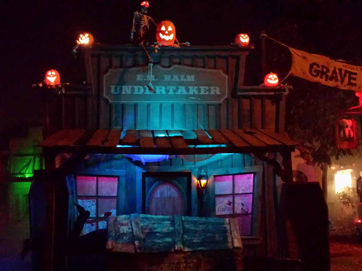 No Hollywood Haunter for Halloween 2015