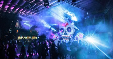 The Fiesta Dance Party at Knott's Scary Farm