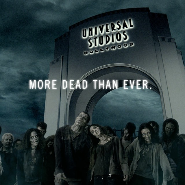 Halloween Horror Nights at Universal Studios Hollywood