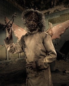 The Tooth Fairy - new for Halloween 2014