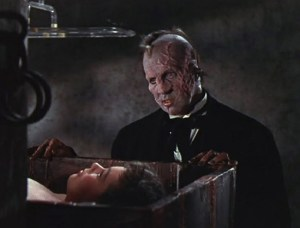 House of Wax Vincent Price in makeup