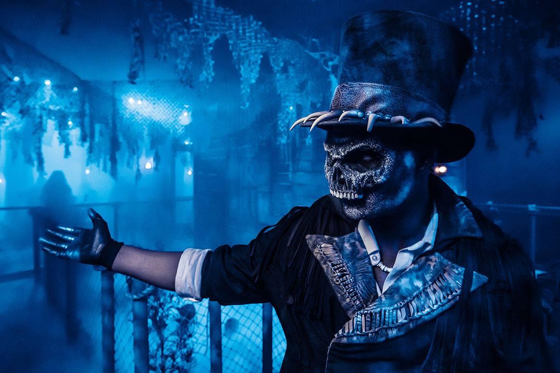 2014 Halloween Haunt Award Nominees: Best Professional Haunted House Walk-Through