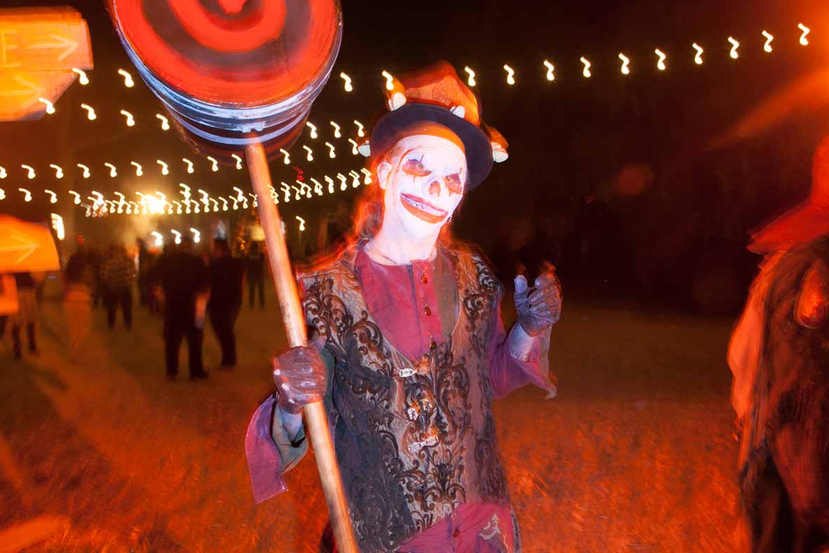 2014 Halloween Haunt Award Nominees Best Scare Zone