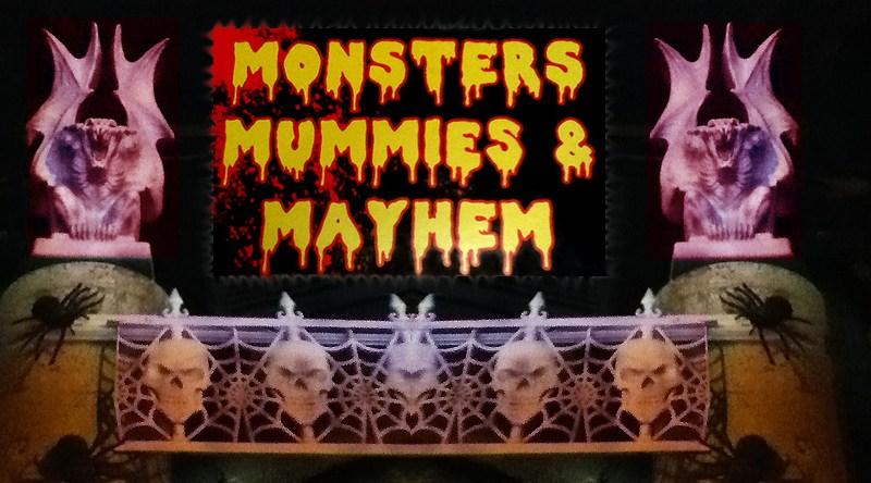 The Hollywood Museum: Monsters, Mummies & Mayhem