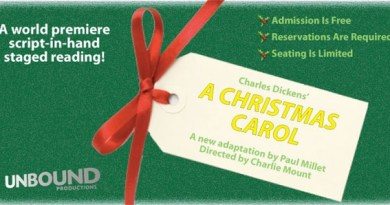 a christmas carol unbound productions