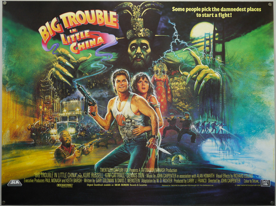 Arclight Presents Big Trouble in Little China