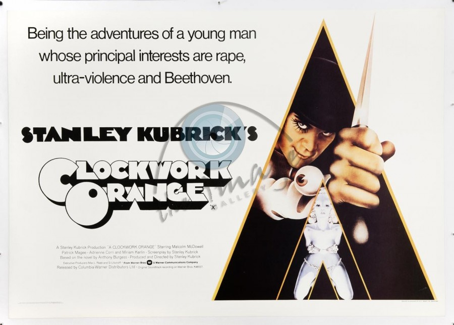 Recommendation: A Clockwork Orange & The Discrete Charm of the Bourgeoisie