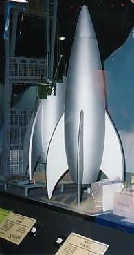 Fry's rocket
