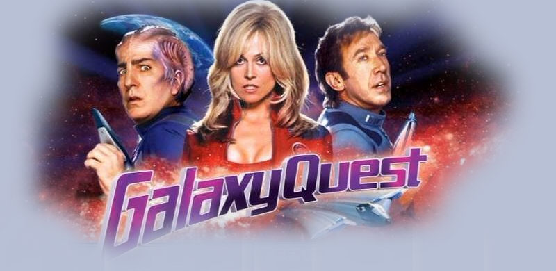 Galaxy Quest horizontal poster