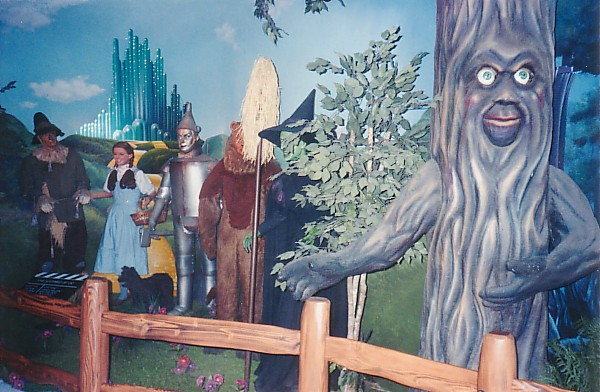 Hollywood Wax Museum Wizard of Oz