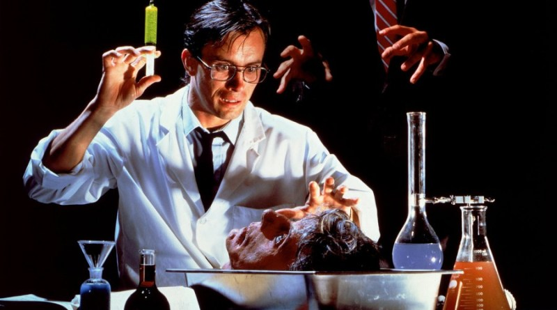 Re-Animator pubicity image