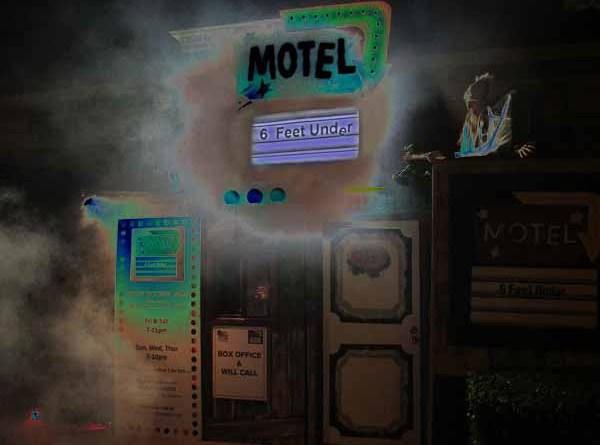 Motel 6 Feet Underretouch