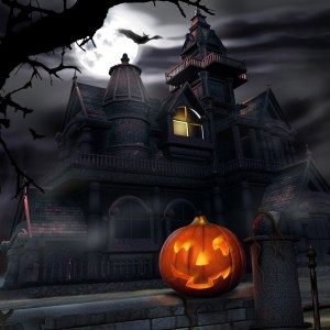 Halloween-Haunted-House-Wallpaper-01