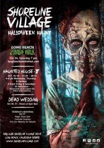 Shoreline Village Halloween Haunt
