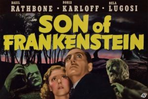 Son of Frankenstien artwork