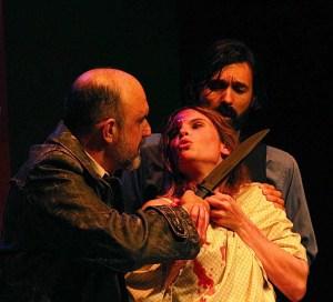 David Captria, Kristen Lerner, Kenneth James