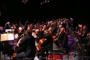 Symphony in the Glen under the baton of Arthur Rubinstein