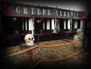 Creepy Cabanas