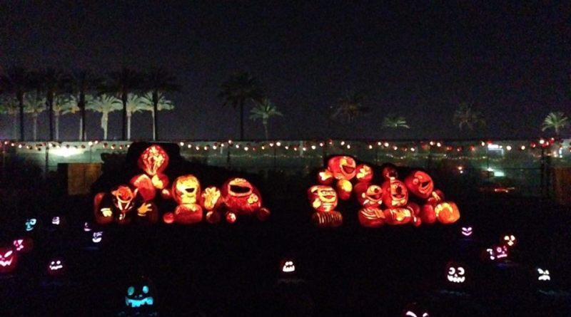 Rise of the Jack O'Lanterns 2015 sesame street