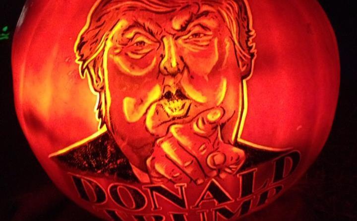 Rise of the Jack O'Lanterns 2015 trump