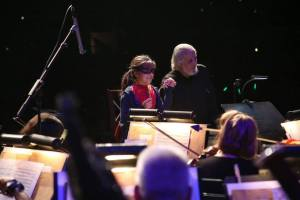 Eek at the Greek 2015 Arthur Rubinstein and guest conductor