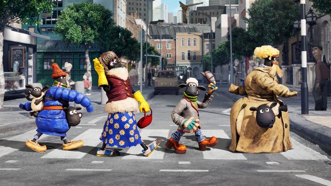 Film Review: Shaun the Sheep Movie