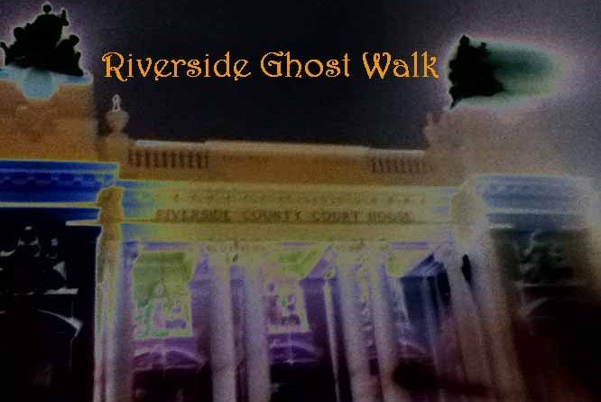 Riverside Ghost Walk title