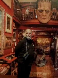 Steve Biodrowski at Guillermo Del Toro: At Home with Monsters