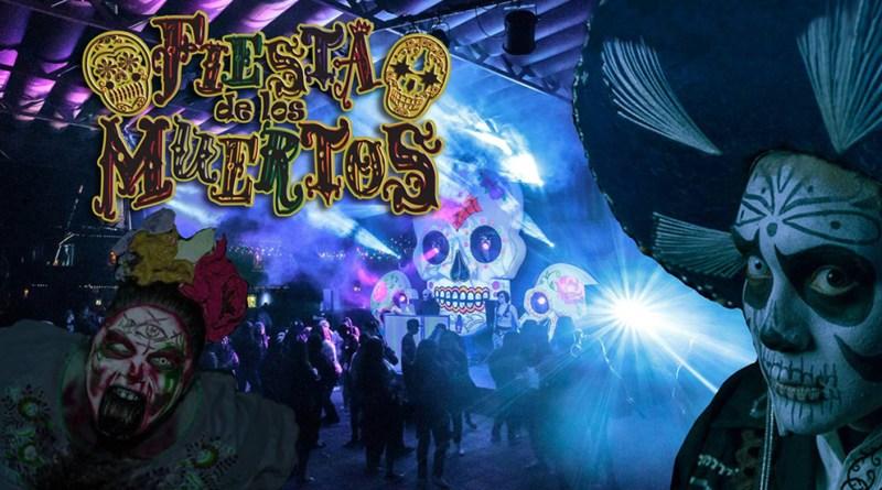 Fiesta De Los Muertos Scare Zone